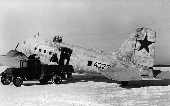 pesawat transportasi rusia 2