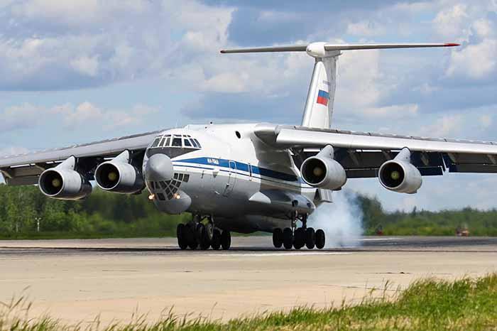 pesawat transportasi rusia 6