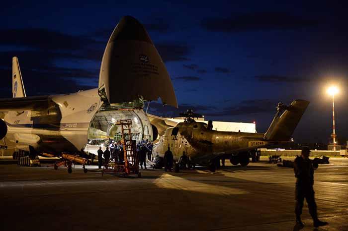 pesawat transportasi rusia 9
