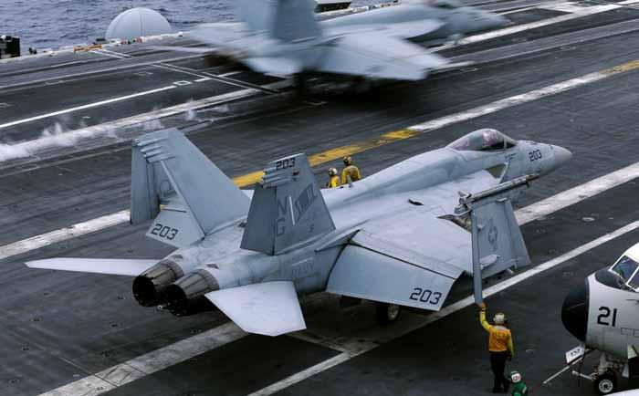 Super Hornet / US Navy