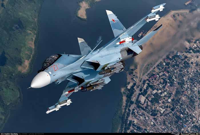 Su-30SM / Russianplane