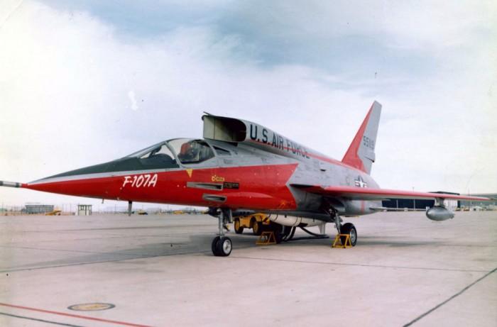 north-american-yf-107a