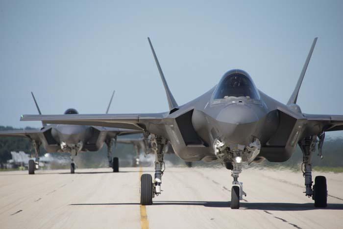 F-35/ USAF