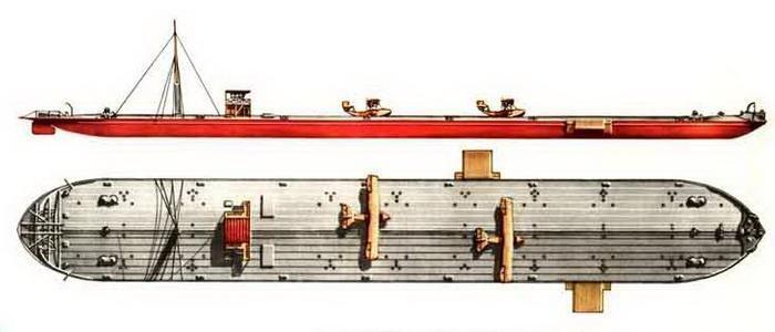 Kommuna 'shock barge'