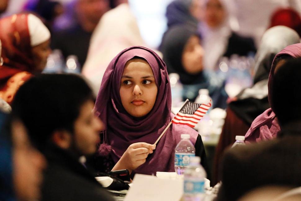 Muslim dating in america
