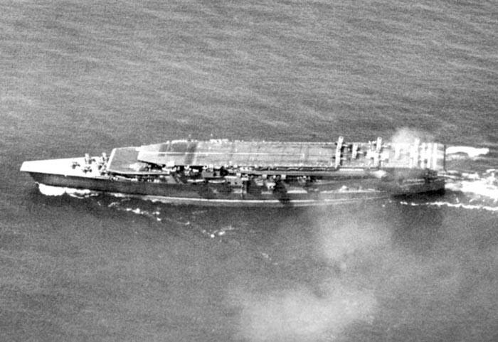 Kapal Induk Kaga