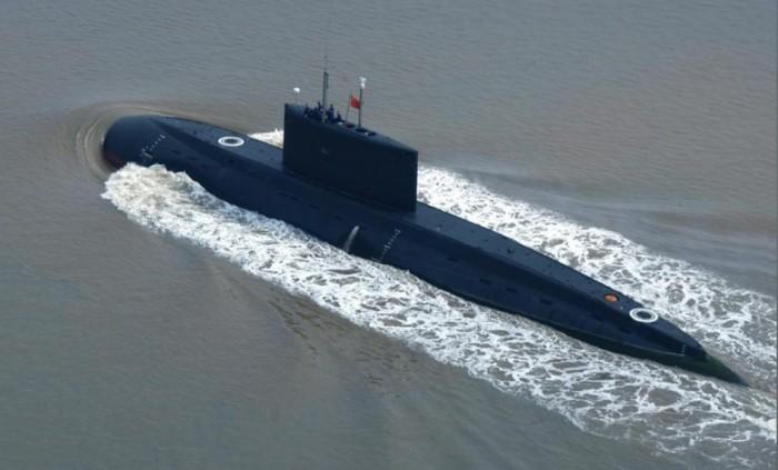 Kapal Selam China /National Interest