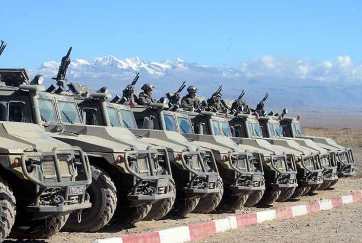 Rusia Bangun CSTO, Mampukah Tandingi NATO?