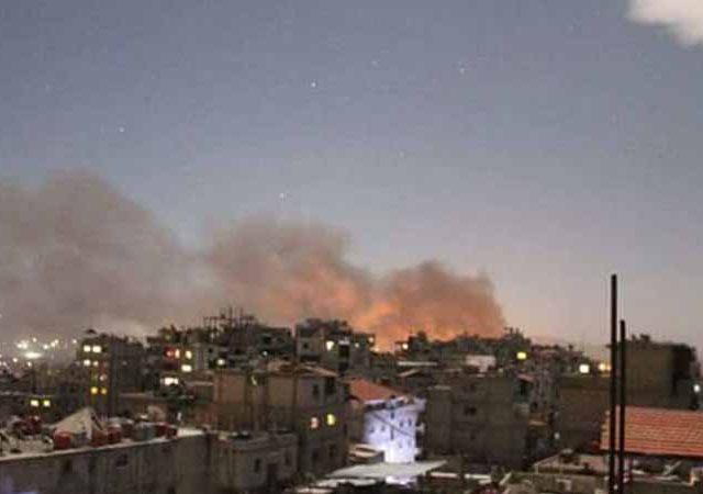 Makin Sengit, Jet-jet Tempur Israel Serang Bandara Militer Suriah