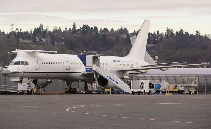 Boeing Catfish  di Boeing Field di Washington