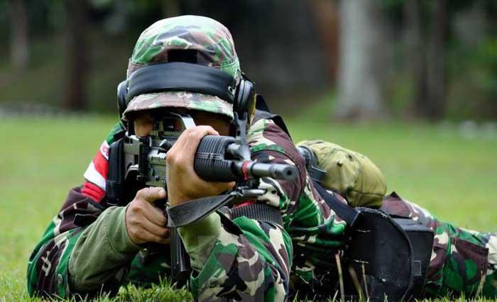 Malaysia Minta Dilatih Menembak oleh TNI AD, Panglima